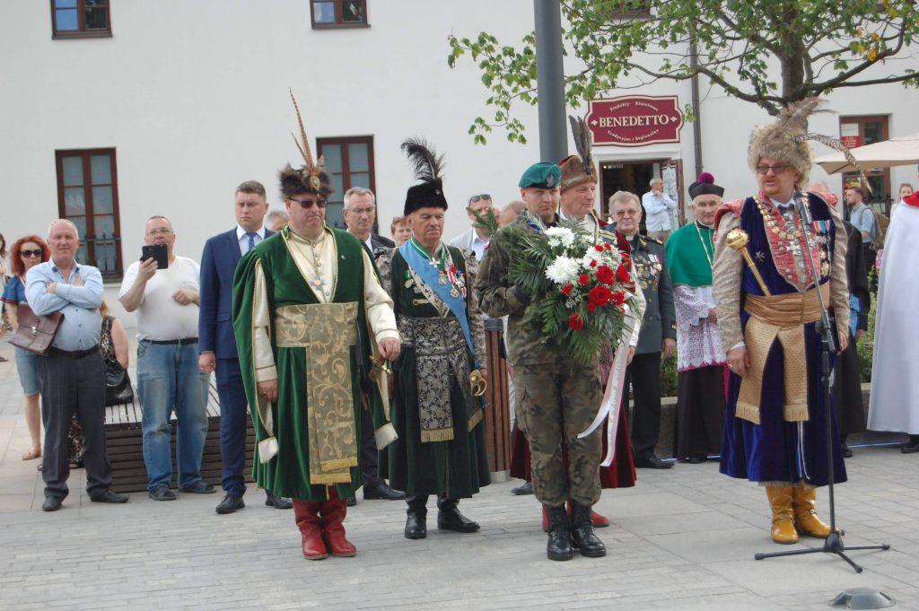 Inwestytura Orderu św. Jana Kantego  - Lublin 7 czerwiec 2019